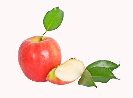 segment: Segmento e mela rossa