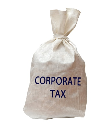Corporate tax photo