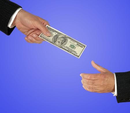 creditor: Transfer of dollar