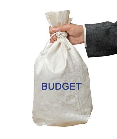 rd: Hand with budget