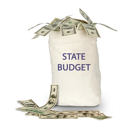 state budget Stock Photo - 10632208