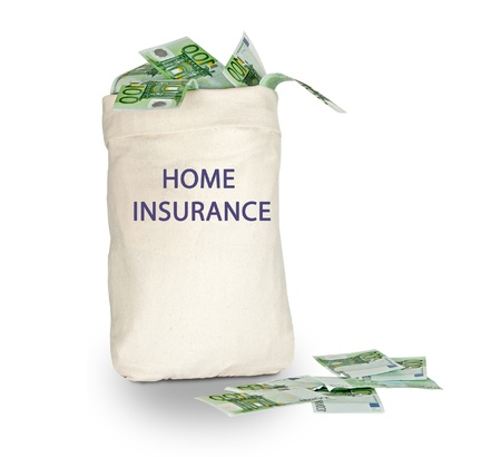 Home insurance Stock Photo - 10658599
