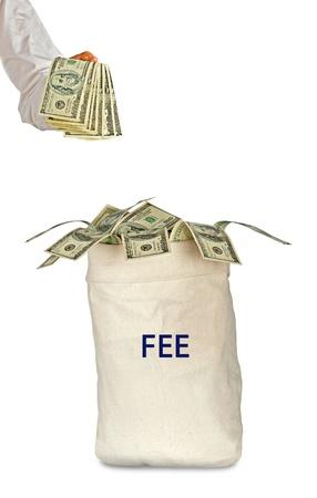 honorarios: Pagar cuota
