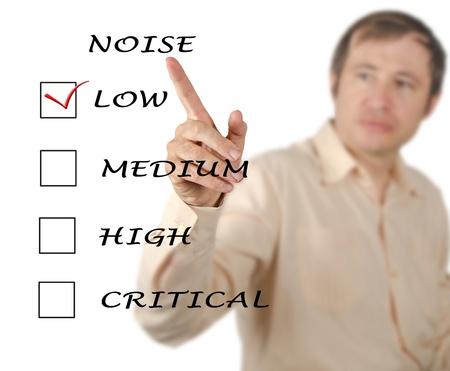 Checklist Stock Photo - 11835265