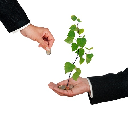 ecomomical: Investment to green business