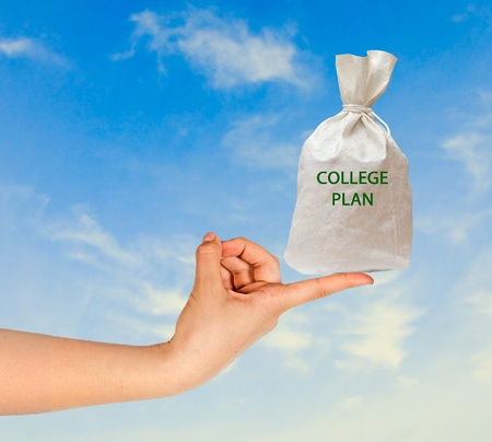 college plan as a gift photo