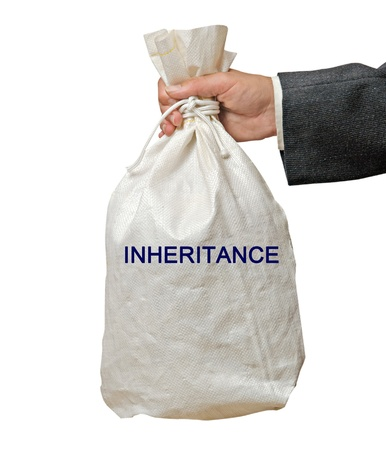 Bag with inheritance photo