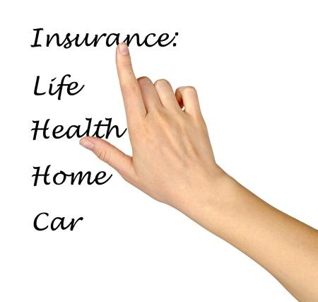 insurer: Insurance list