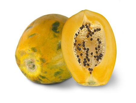 papaw: Papaya fruit