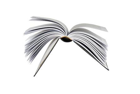 libros volando: Libro de vuelo Foto de archivo