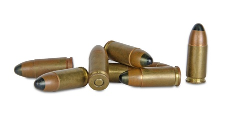 millitary: Bullets Stock Photo
