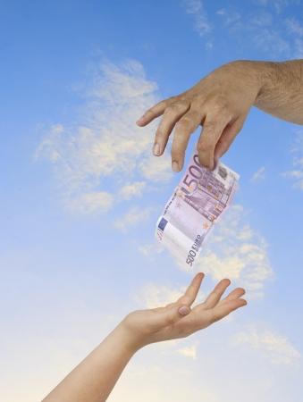 oney: transfer of wealth