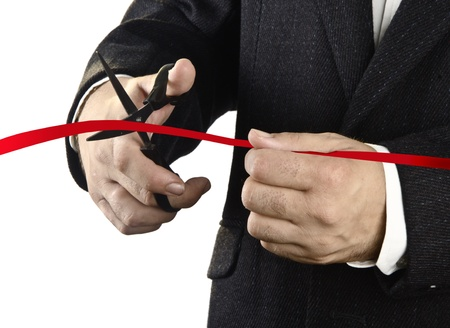 streamlining: Cutting red tape