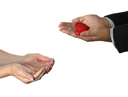 organ donation: Giving heart
