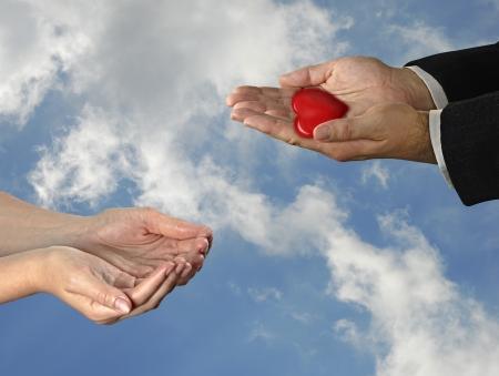 donacion de organos: Regalo de coraz�n