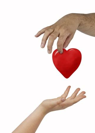 donacion de organos: Regalo del coraz�n