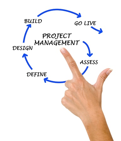 business project: Project management
