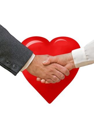 Love symbol Stock Photo - 15620301