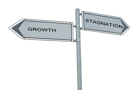 stagnation: Road signs to growth and stagnation