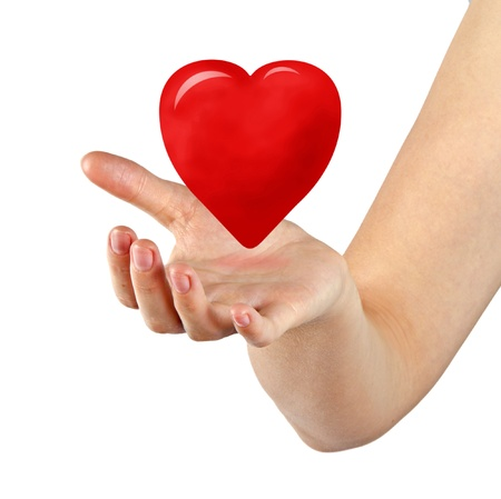 vetical: Regalo del coraz�n
