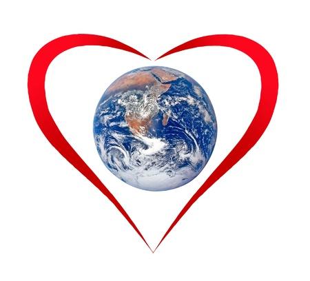 paz mundial: Amor y Eartch