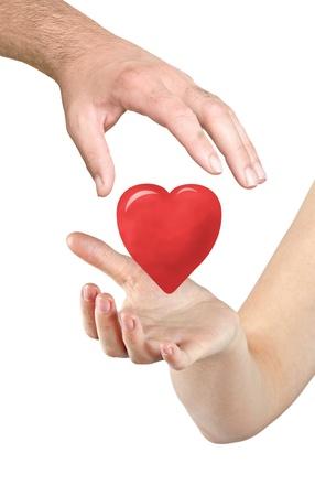 organ donation: Gift of hear