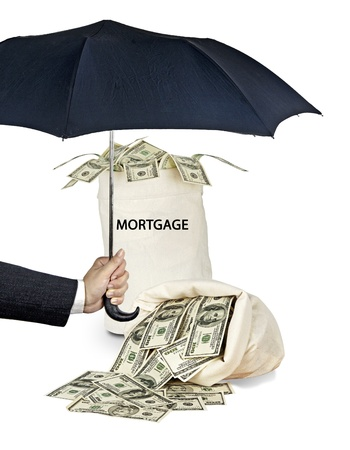 Protecting mortgage photo
