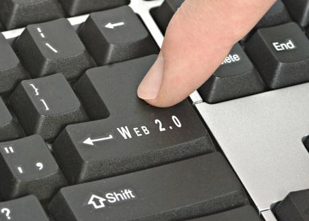 Web 2.0 Stock Photo - 17366694