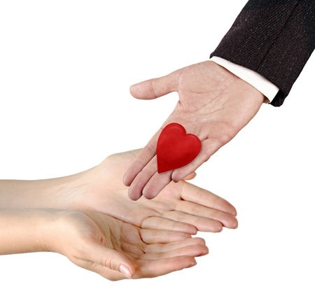 Gift of heart photo