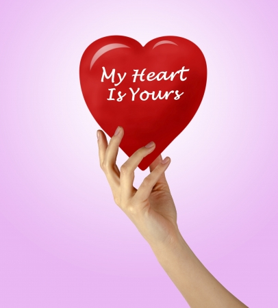 My heart is yours photo