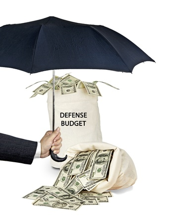 congressman: Defense budget Stock Photo