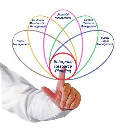 enterprises: Enterprise resource planning