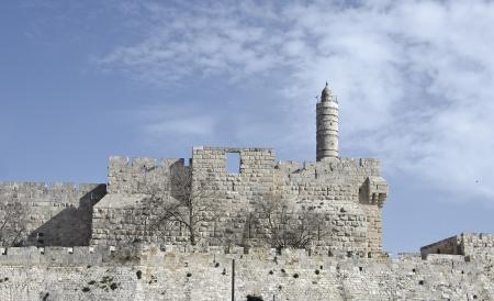 Jewish quarter of Jerusalem's Old city Stock Photo - 17957038