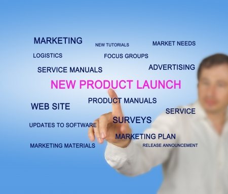 launch: New product launch