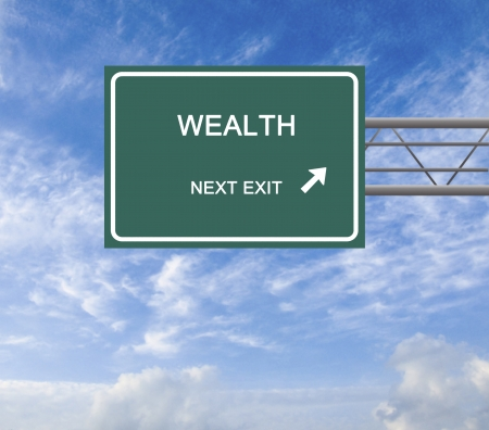 solvency: Road sign to wealth