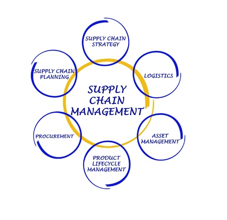 ciclo de vida: Supply Chain Management