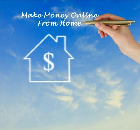 creador: Hacer dinero en l?nea desde casa
