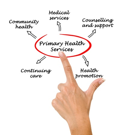 counseling: Primary health services
