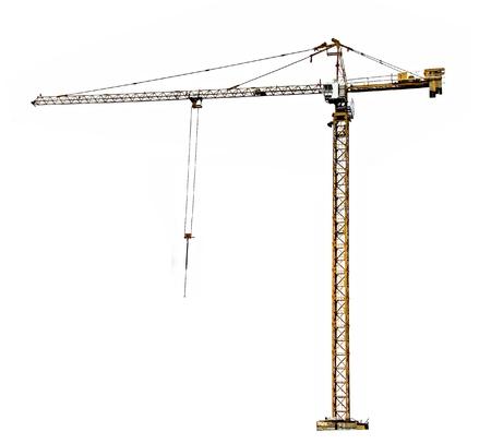 crane tower: high crane