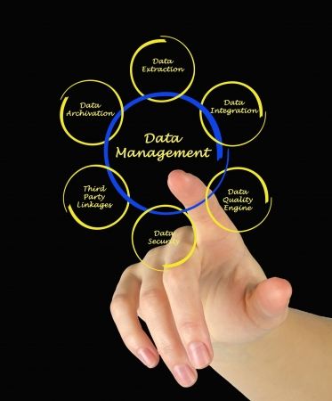 Data Management photo