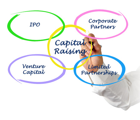 public offering: Capital raising