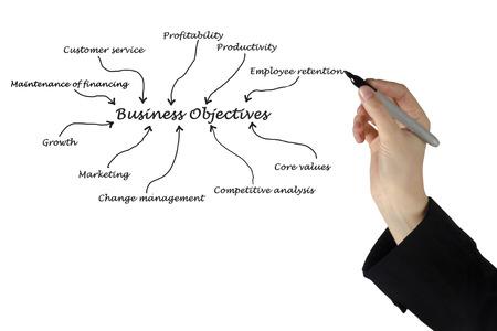 nucleo: Objetivo empresarial