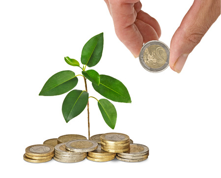 Investire al business verde photo