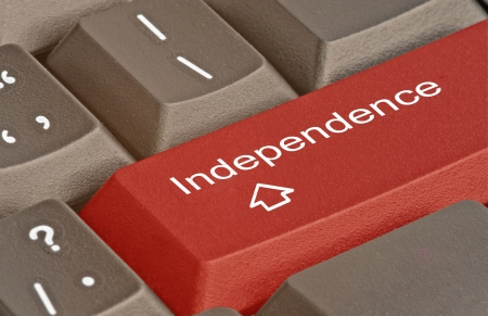 independency: Hot key for independency