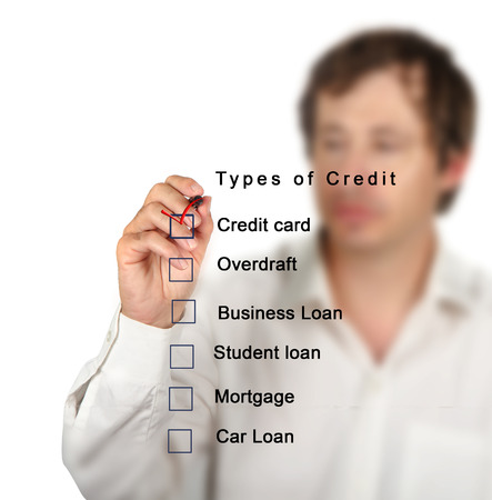 overdraft: Types of credit