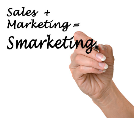 Sales+Marketing=Smarketing photo