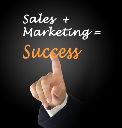 Sales+Marketing=Success photo