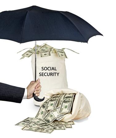 Social security photo