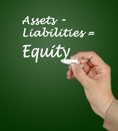 tangible: Equty equation