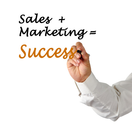 Sales Marketing=Success  photo